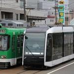 札幌市中心にある路面電車、ついに開通!
